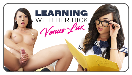 Learning With Her Dick