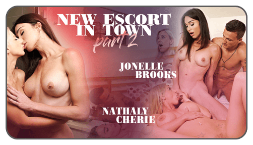 New Escort In Town (Part 2)