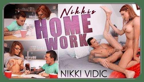 Nikki's Homework