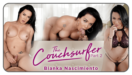 The Couchsurfer - Part 2
