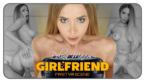 Girlfriend first VR Scene