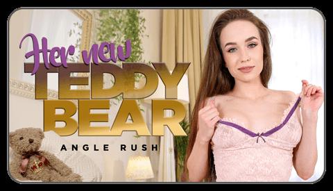 Her New Teddybear