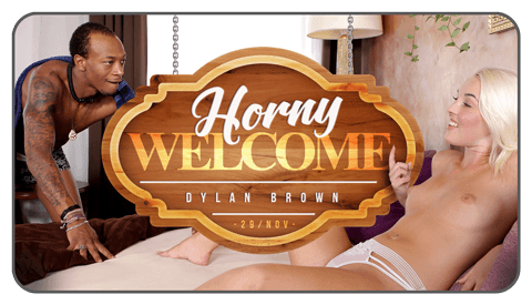 Horny Welcome