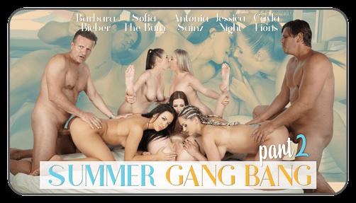 Summer Gang Bang part 2