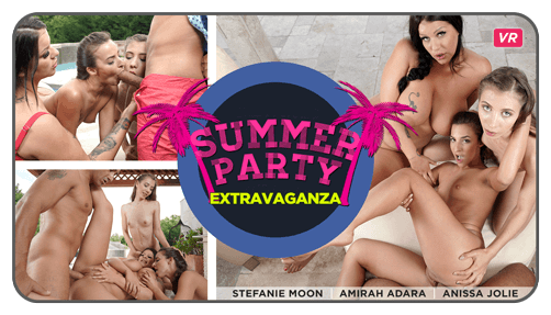 Summer Party Extravaganza
