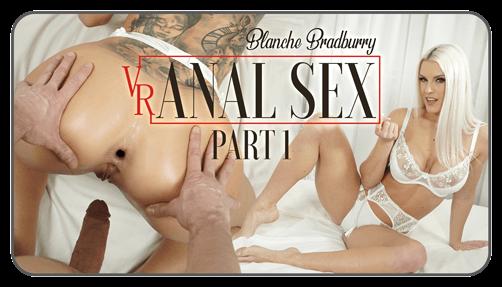 VR Anal Sex - Part 1