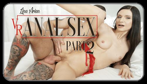 VR Anal Sex - Part 2