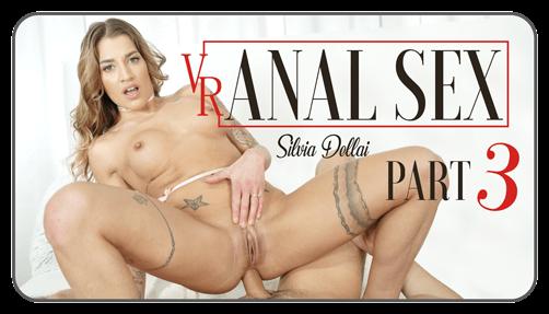 VR Anal Sex - Part 3