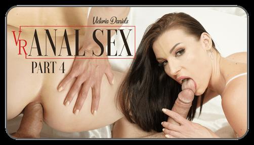 VR Anal Sex part 4